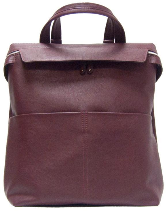 Рюкзак женский Cross Case, цвет: бордовый. MB-3048 рюкзак женский cross case цвет зеленый mb 3050