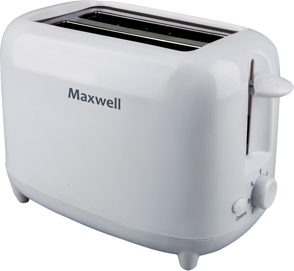 Maxwell MW-1505(W) тостер