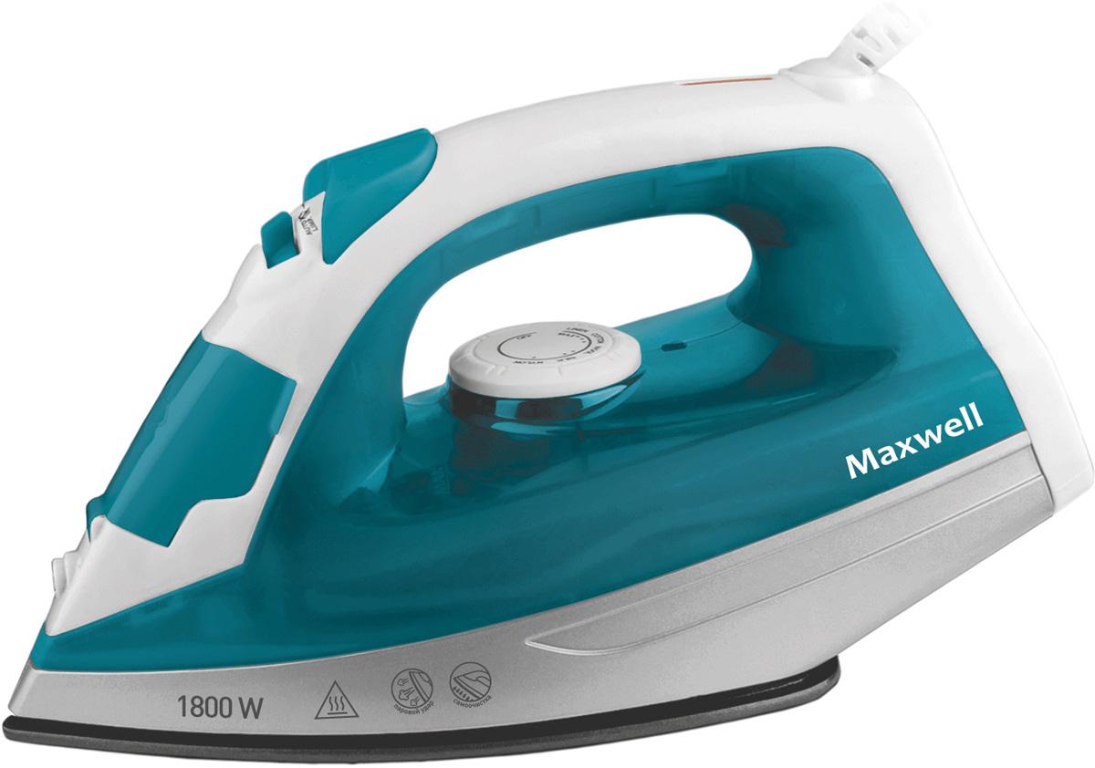 купить Утюг Maxwell MW-3056(В) по цене 763 рублей