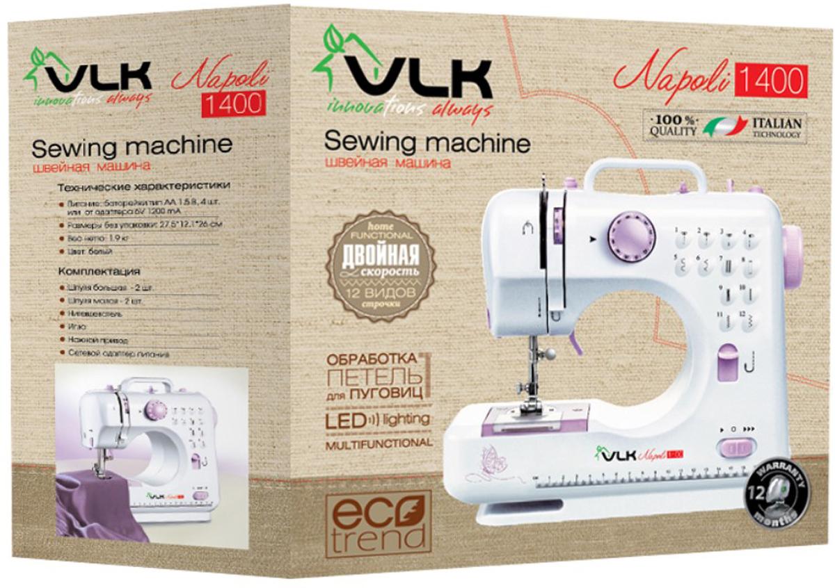 Швейная машина VLK Napoli 1400 VLK