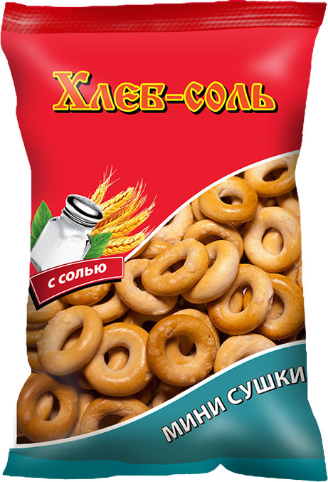 Хлеб-Соль Сушки малютка с солью, 200 г хлеб соль палочки с солью 200 г