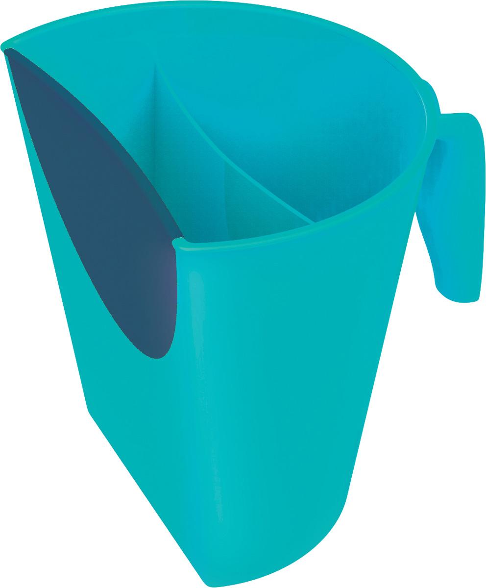 BabyOno Ковш детский для мытья головы цвет бирюзовый