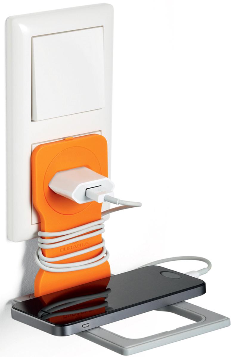 Durable Varicolor, Orange держатель для мобильного телефона durable varicolor orange держатель для мобильного телефона