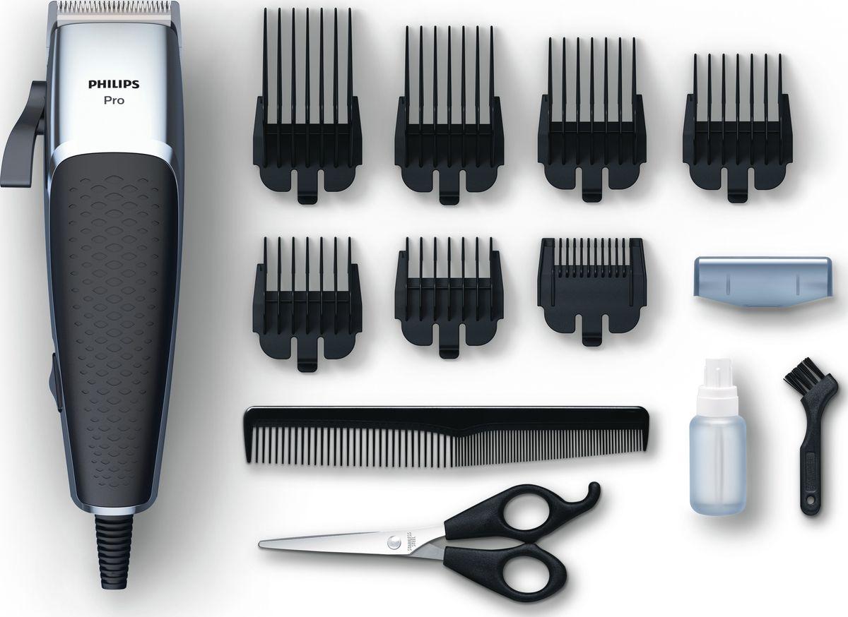 Машинка для стрижки Philips HC5100/15 машинка для стрижки волос philips qc5130