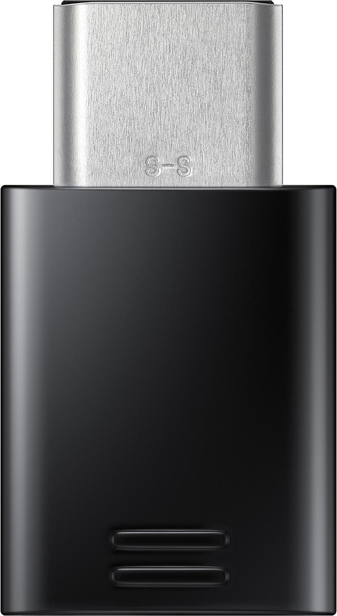 Samsung EE-GN930B, Black переходник microUSB -Type-C игры для samsung c