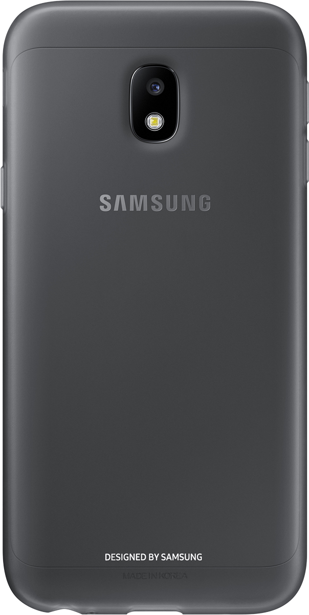 Samsung Jelly Cover чехол для Galaxy J3 (2017), Black samsung jelly cover чехол для galaxy j3 2017 blue