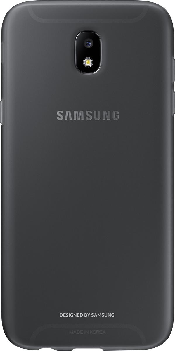 Samsung Jelly Cover чехол для Galaxy J5 (2017), Black
