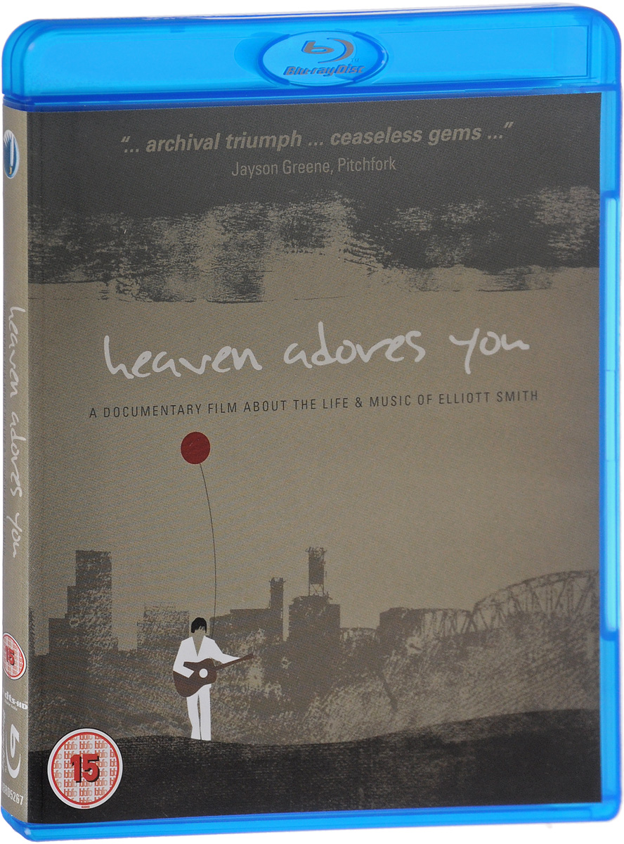 Heaven Adores You (Blu-ray) elliott smith elliott smith from a basement on the hill 2 lp