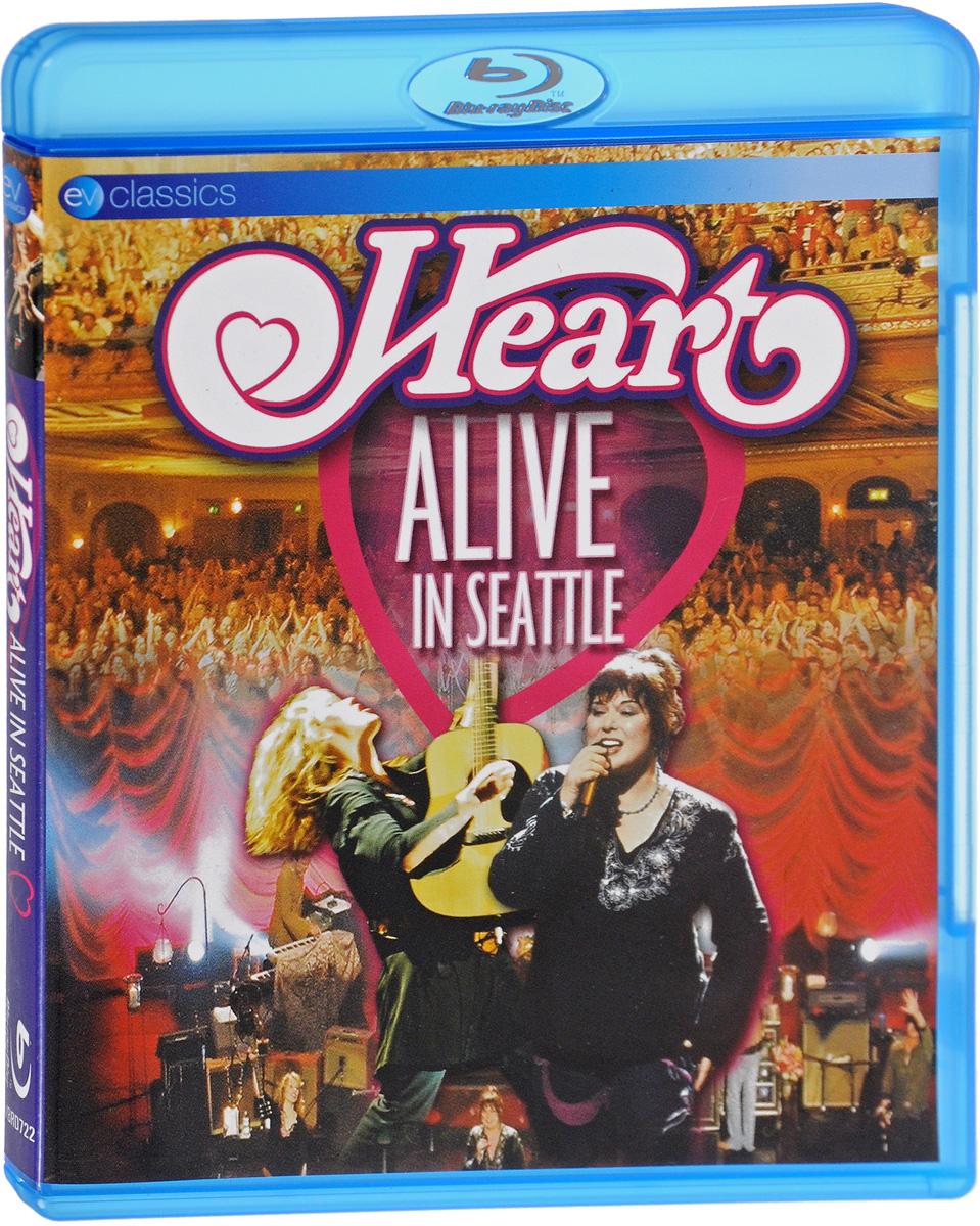 лучшая цена Heart: Alive In Seattle (Blu-ray)