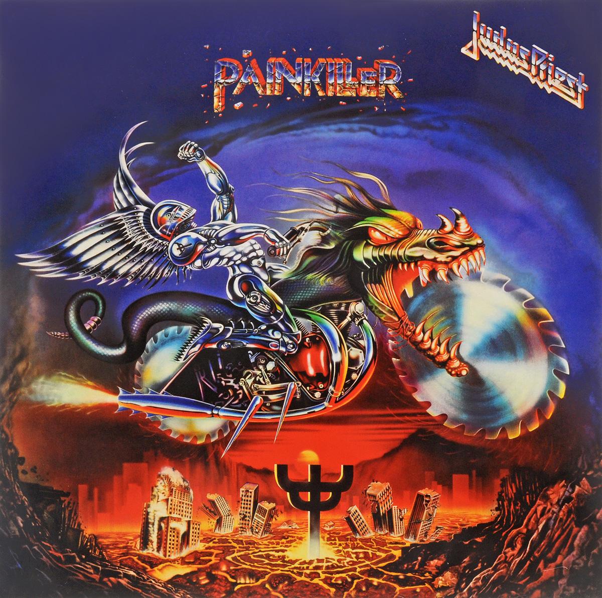 Judas Priest Judas Priest. Painkiller (LP) judas priest judas priest angel of retribution 2 lp 180 gr