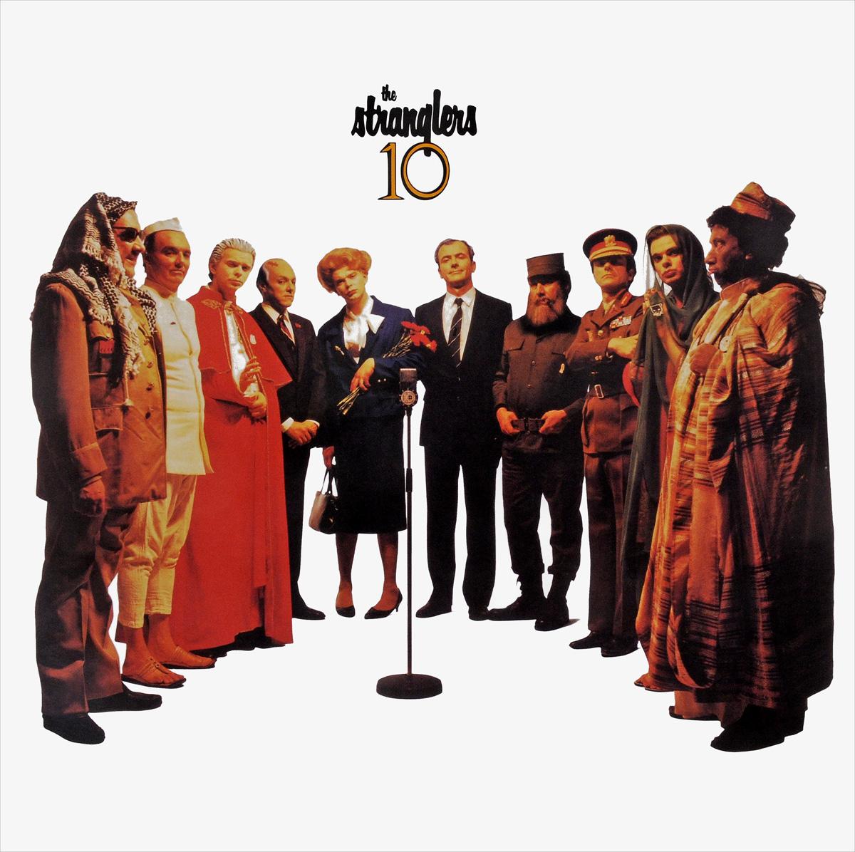 The Stranglers The Stranglers. 10 (LP) цена