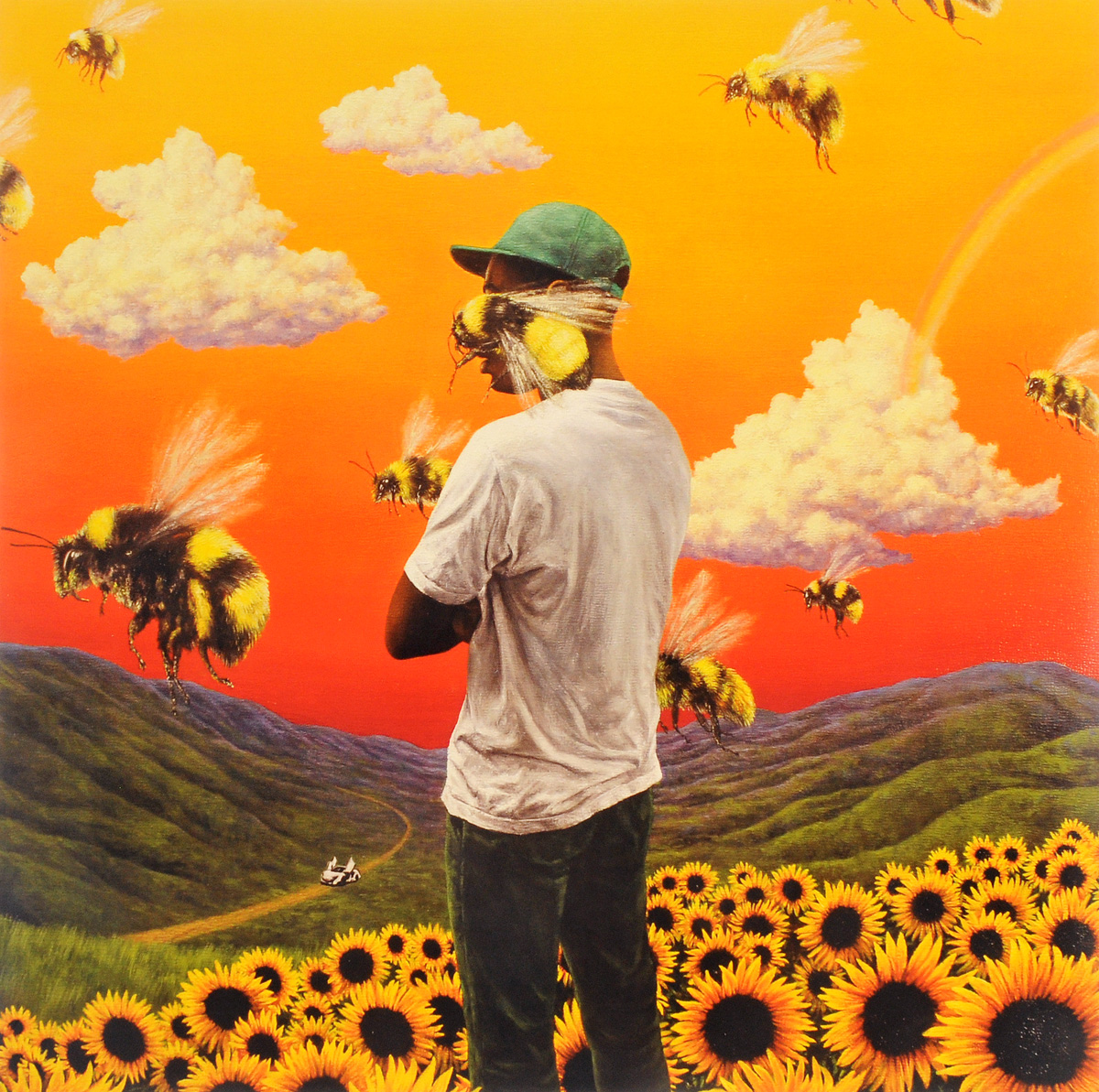The Creator Tyler The Creator Tyler. Flower Boy (2 LP)