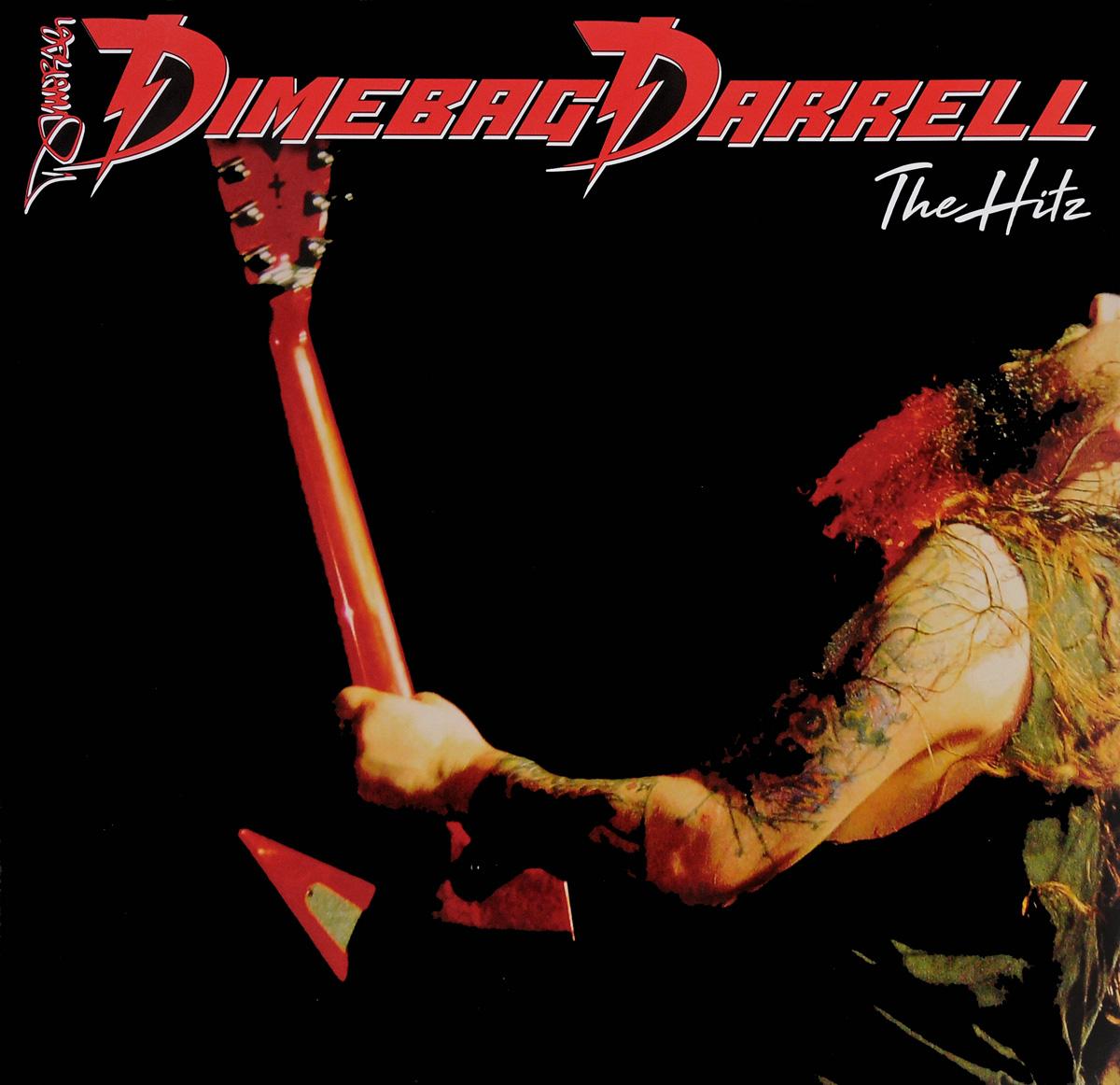 Dimebag Darrell Dimebag Darrell. The Hitz (LP) dimebag darrell dimebag darrell the hitz