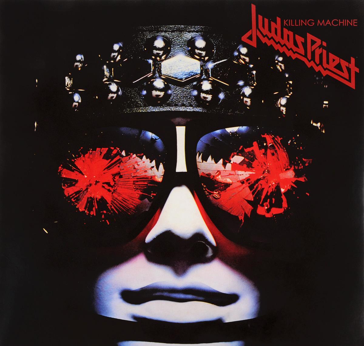 Judas Priest Judas Priest. Killing Machine (LP) judas priest judas priest angel of retribution 2 lp 180 gr