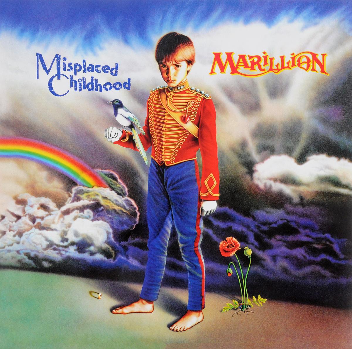Marillion Marillion. Misplaced Childhood (LP) marillion marillion misplaced childhood lp