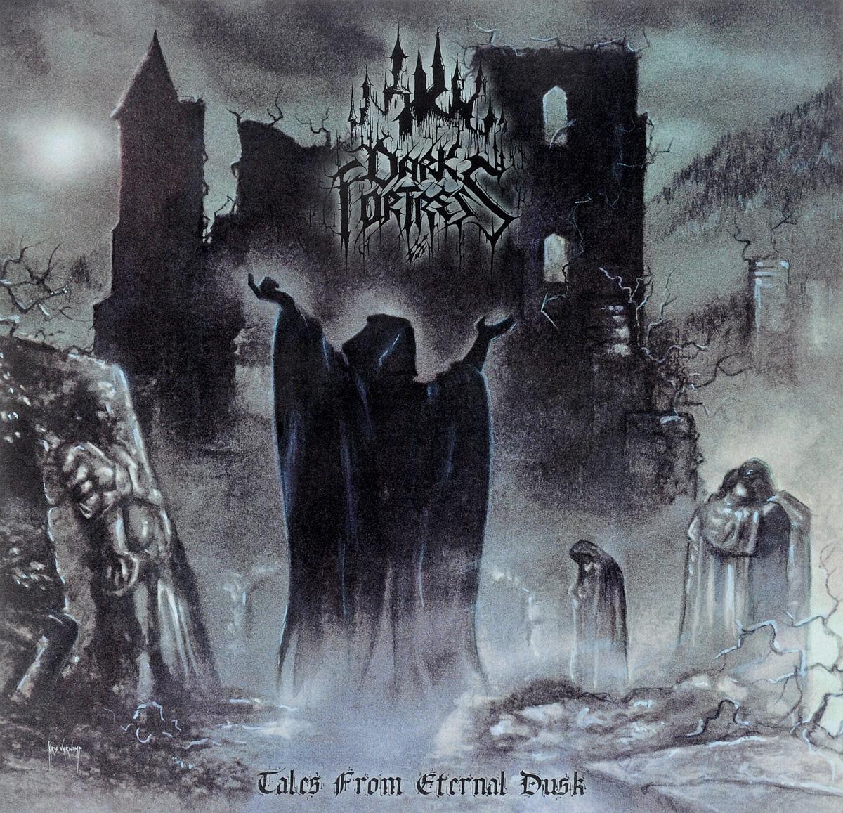 Dark Fortress Dark Fortress. Tales From Eternal Dusk (LP) dark fortress dark fortress eidolon 180 gr