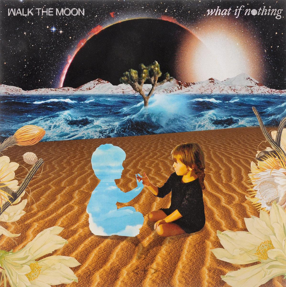 Walk The Moon Walk the Moon. What if Nothing (2 LP) lole шорты walk 2 walk