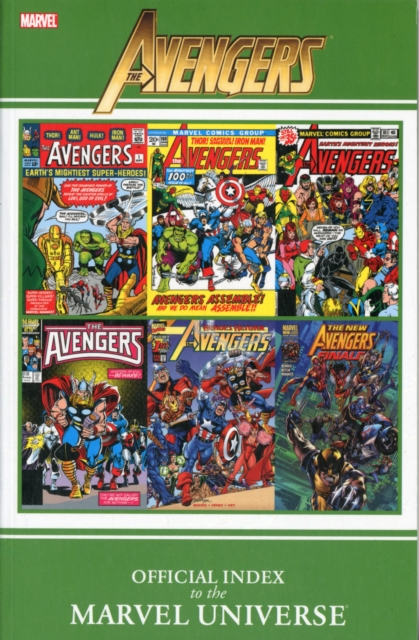 Книга Avengers