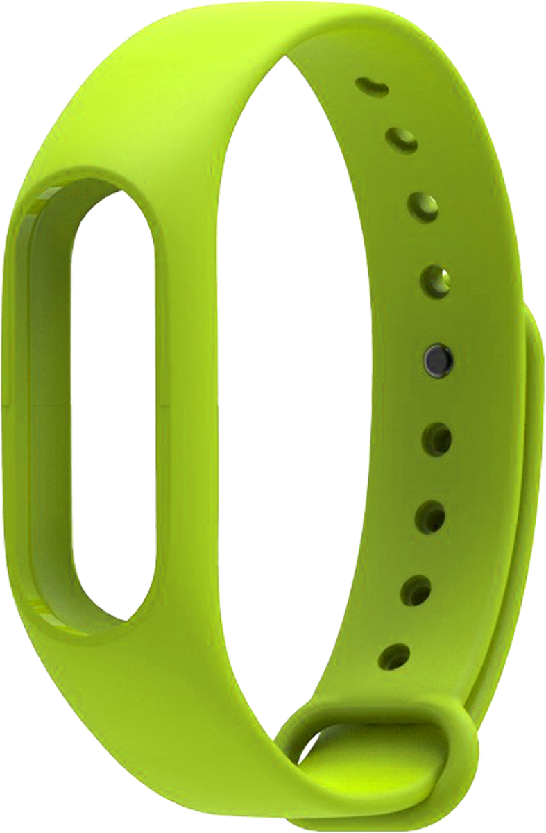 Ремешок для фитнес-браслета Untamo для Xiaomi Mi Band 2, зеленый цена и фото