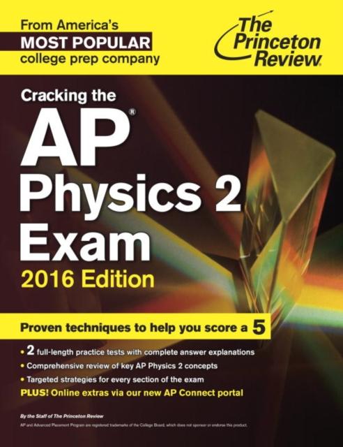 CRACK AP PHYSICS 2 2016