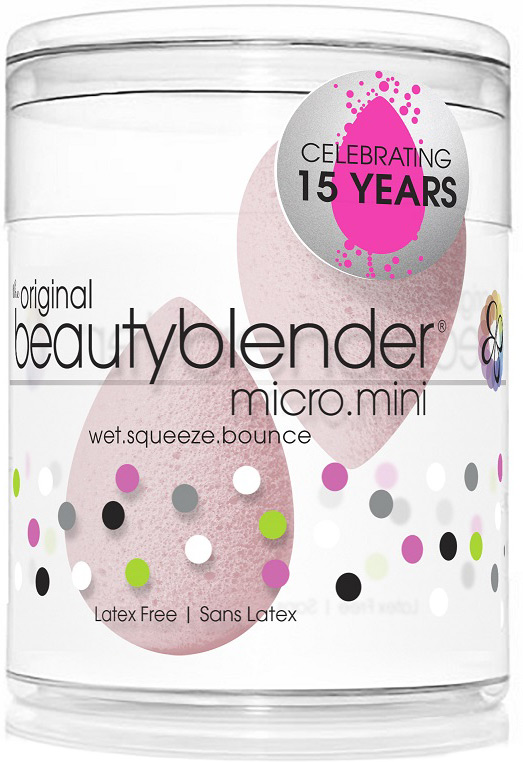 "Beautyblender Спонж ""micro.mini bubble"", 2 шт"