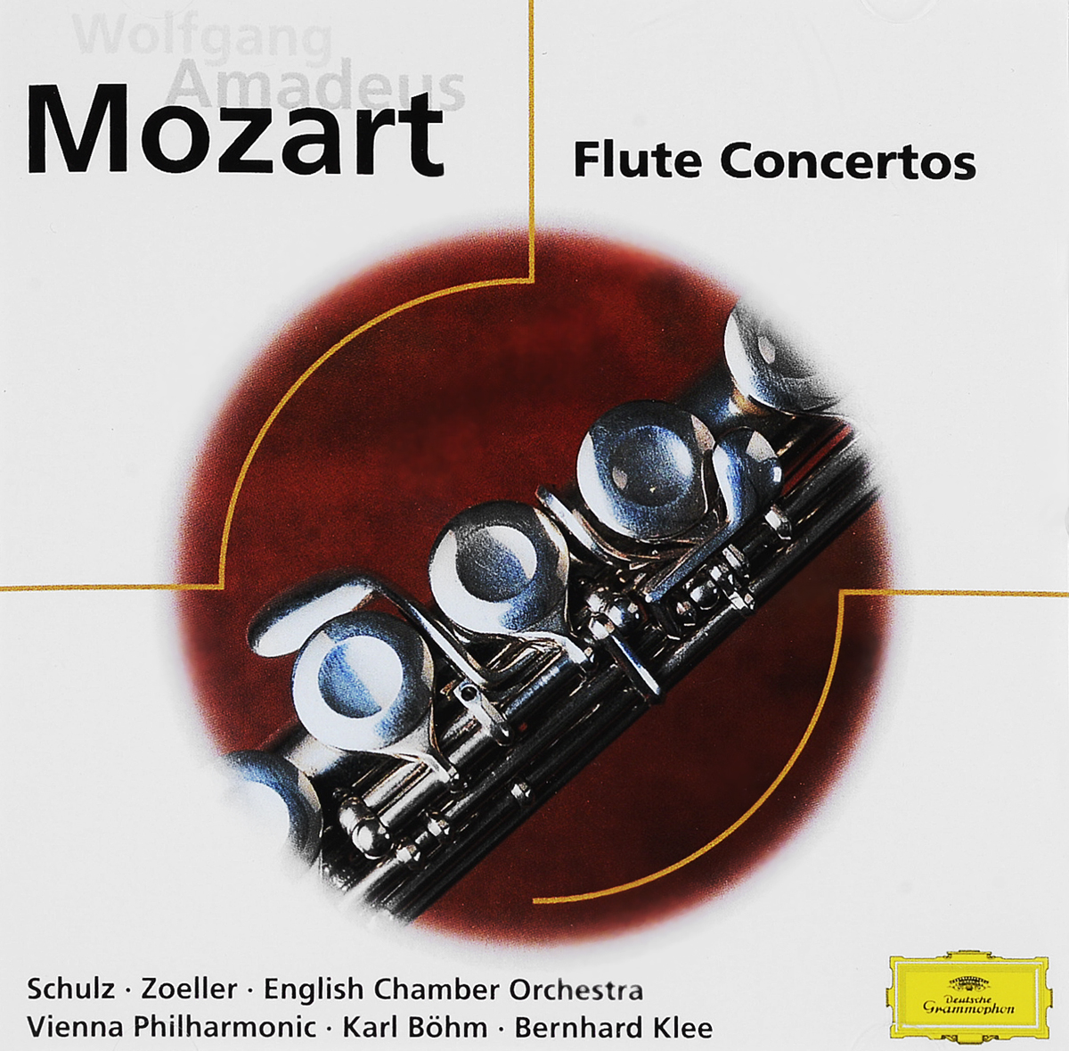 Карл Боэм Karl Boehm. Mozart: Flute Concertos Nos. 1 & 2; KV 299 карл боэм karl boehm mozart the abduction from the serail 2 cd