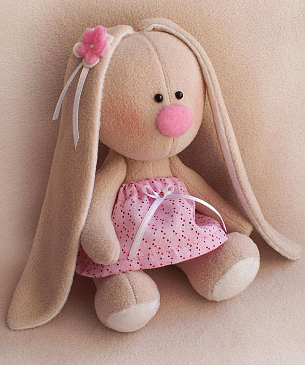 """Набор для изготовления текстильной игрушки Ваниль """"Карамелька"""", высота 20 см"""
