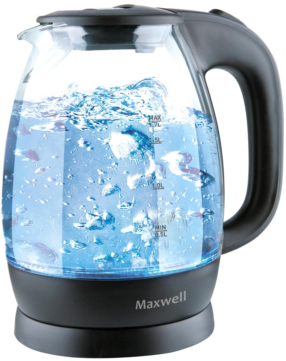 Электрический чайник Maxwell MW-1083(TR), Black цены