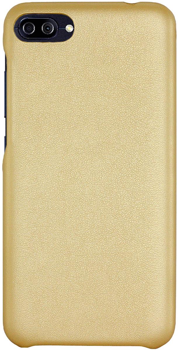 G-Case Slim Premium чехол для ASUS ZenFone 4 Max ZC520KL, Gold g case slim premium чехол для asus zenfone 4 selfie zd553kl black