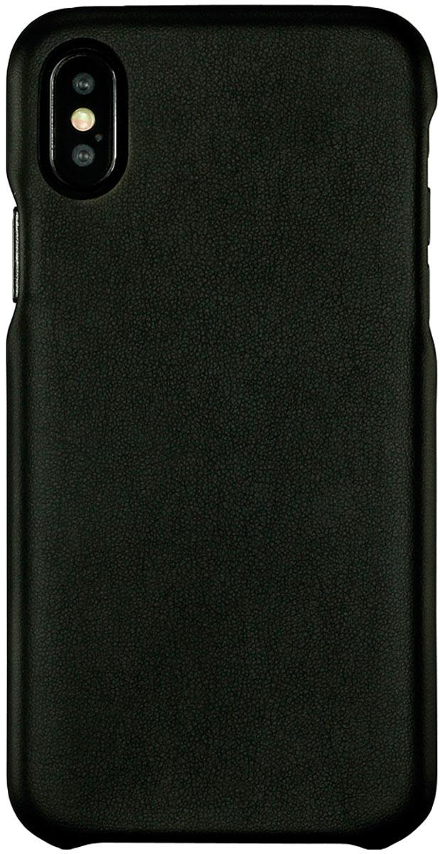 цена на G-Case Slim Premium чехол для iPhone X / XS, Black