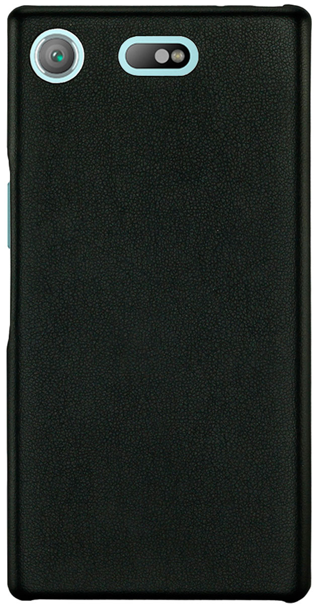 Накладка G-Case Slim Premium для Sony Xperia XZ1 Compact черная