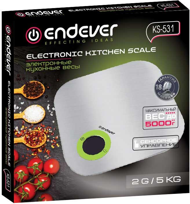 Кухонные весы Endever KS-531 Endever
