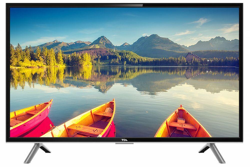 Телевизор TCL LED32D2900S, черный телевизор для кухни