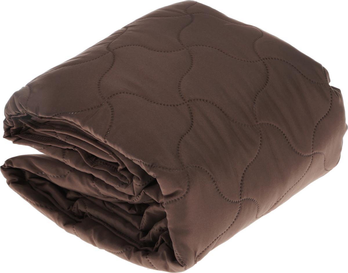 Накидка на трехместный диван Медежда Йорк, цвет: шоколадный цена