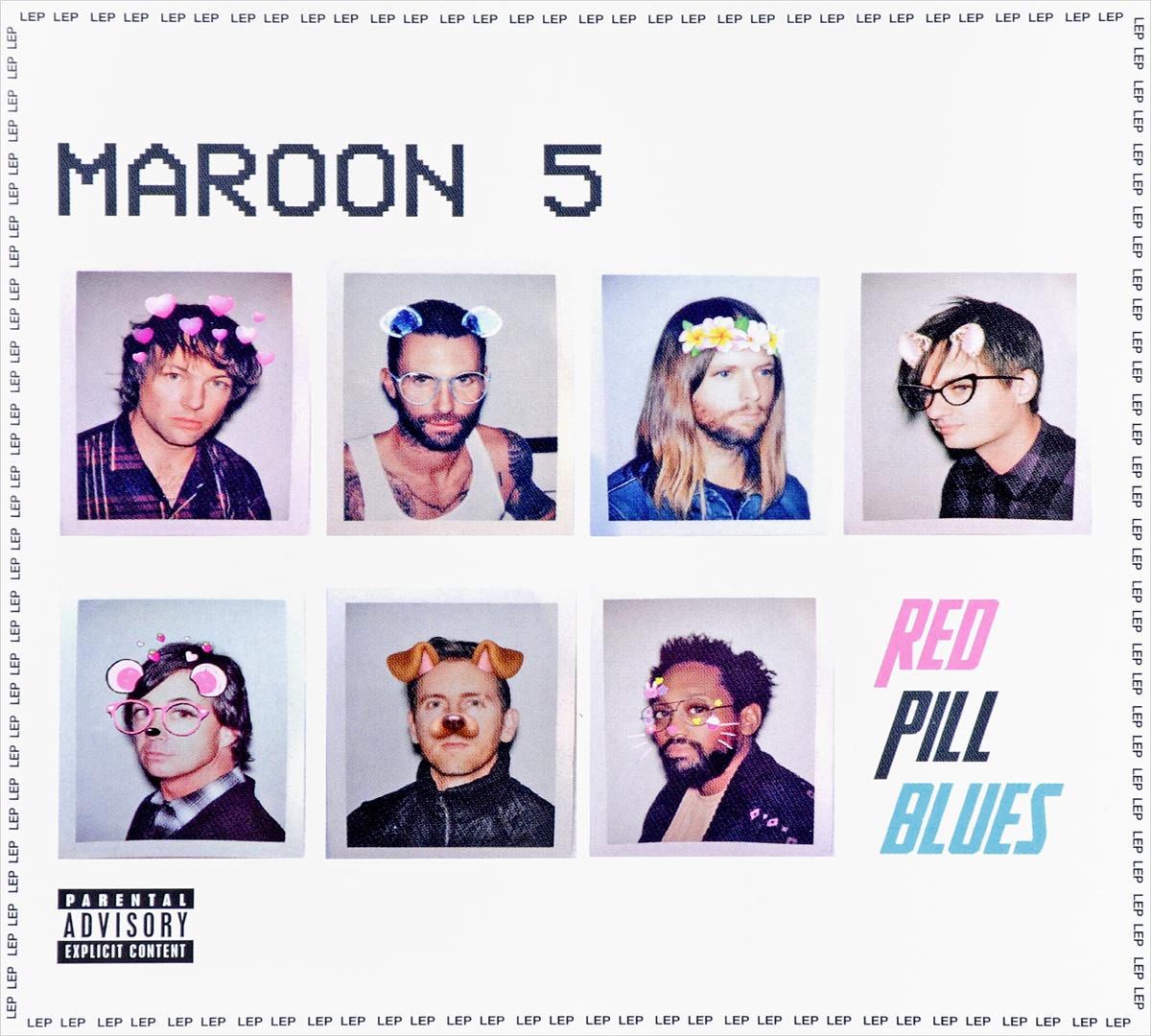 Maroon 5 Maroon 5. Red Pill Blues maroon 5 maroon 5 red pill blues