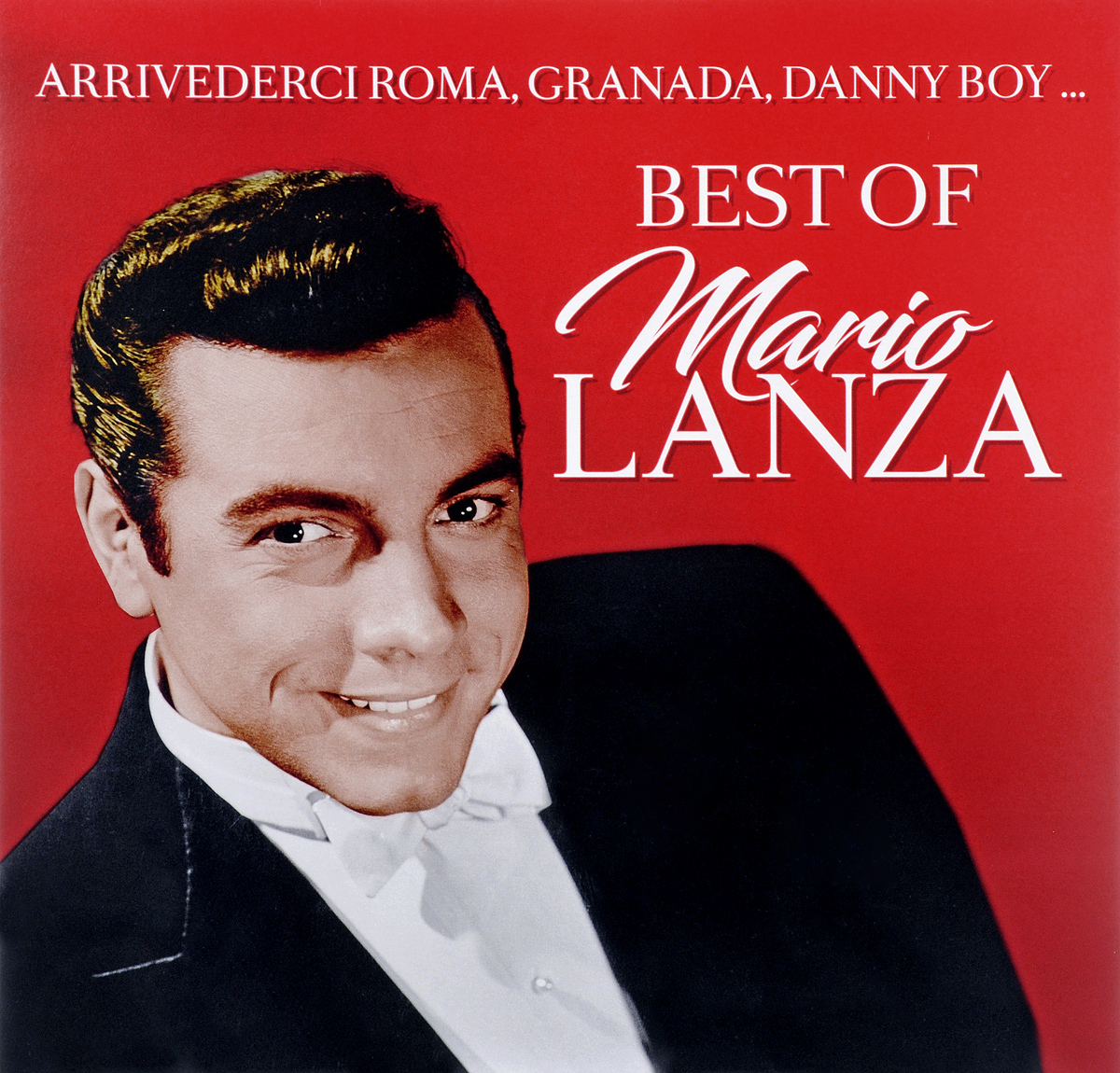 Марио Ланца Mario Lanza. The Best of Mario Lanza (LP) марио ланца mario lanza because you re mine