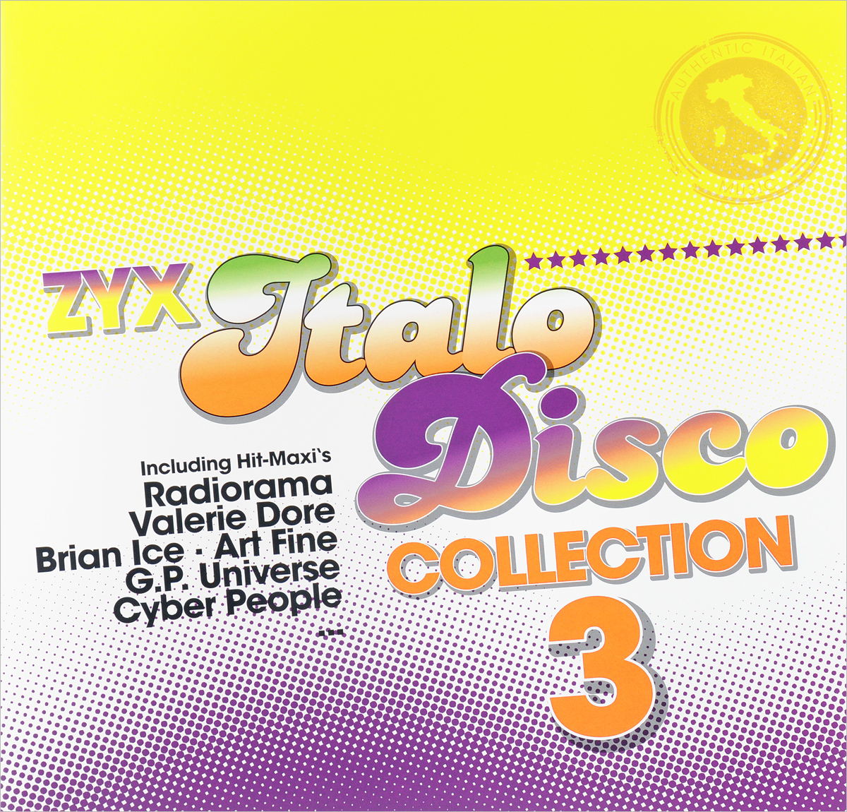 ZYX Italo Disco Collection 3 (2 LP) цена