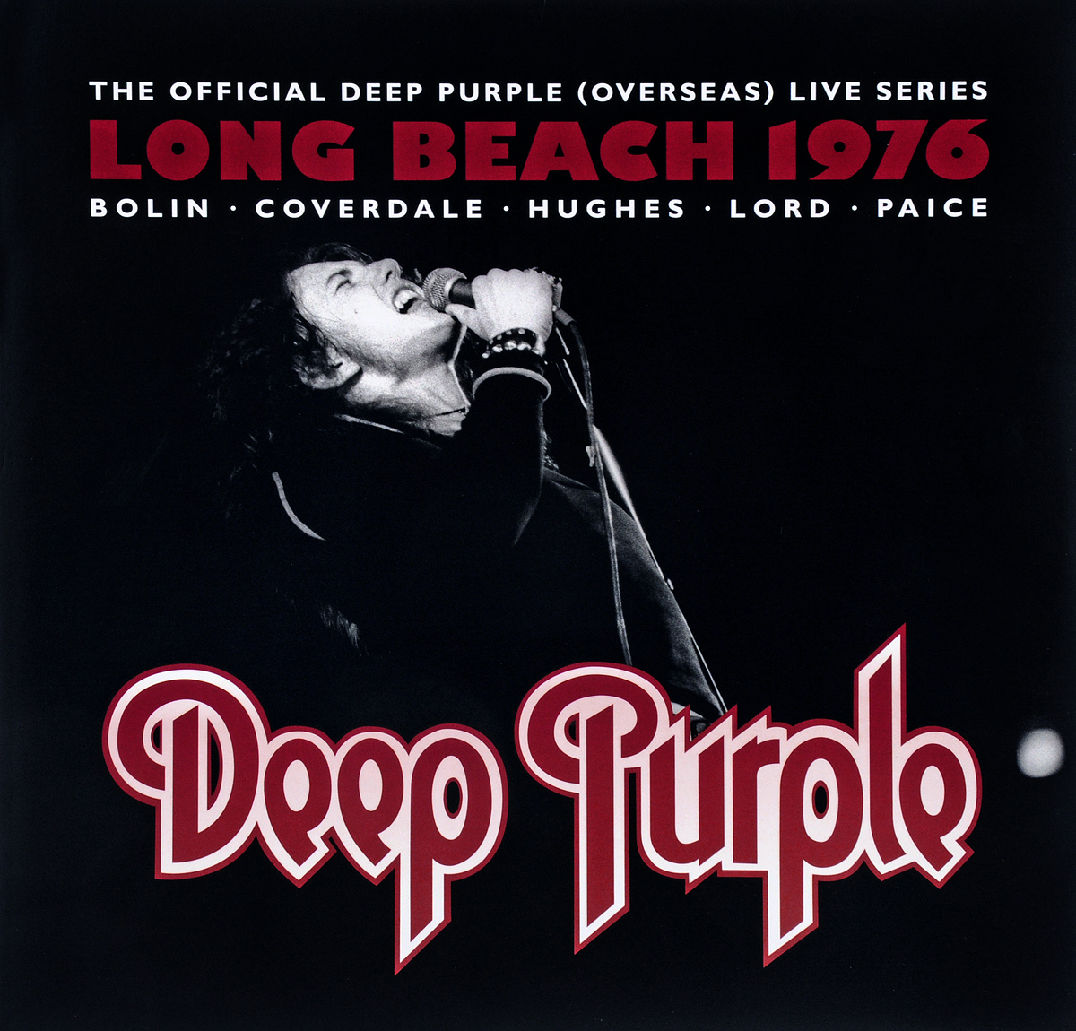 Deep Purple Deep Purple. Live at Long Beach Arena 1976 (3 LP) fluffy synthetic lolita curly flax mixed gold long side bang capless cosplay wig for women