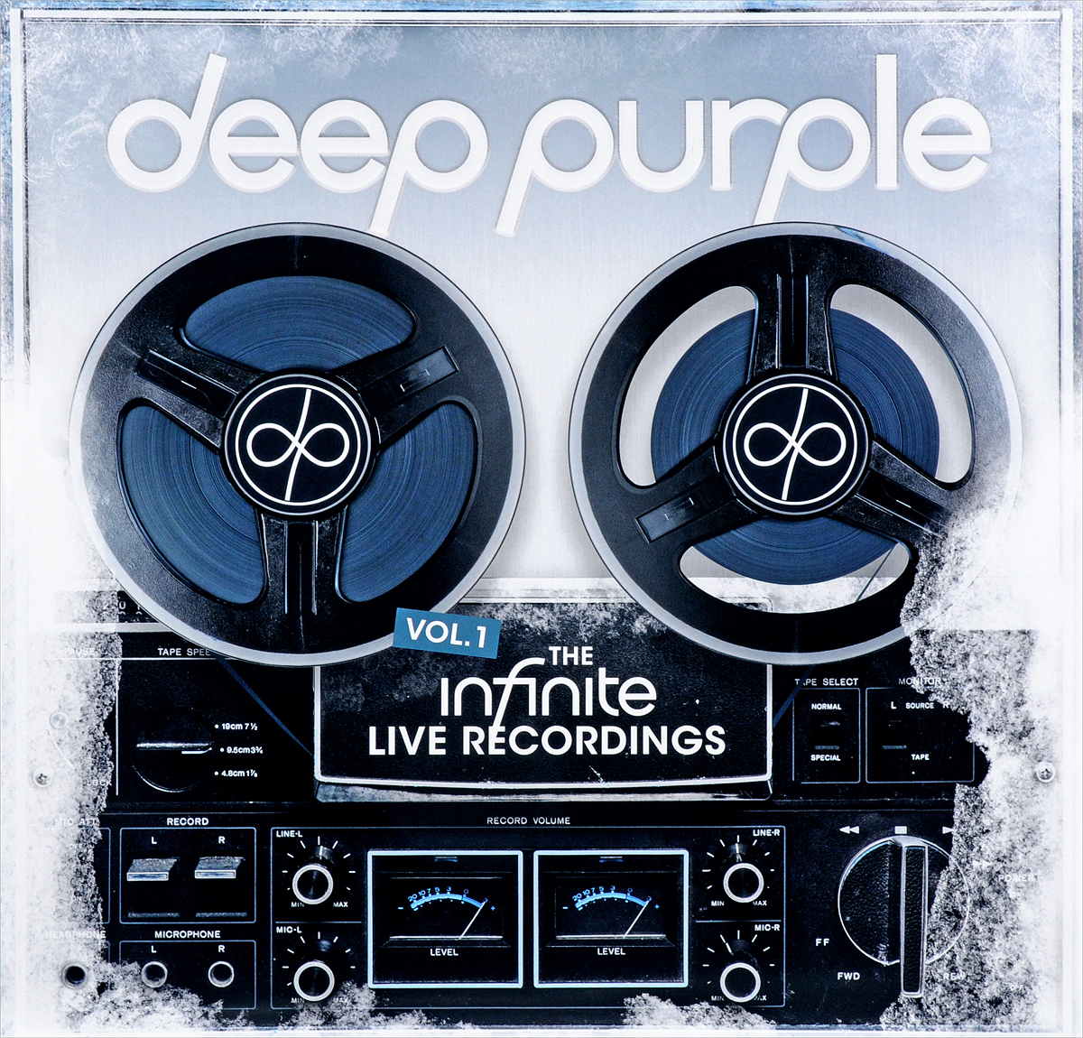 Deep Purple Deep Purple. The inFinite Live Recordings Volume 1 (3 LP) cd deep purple infinite