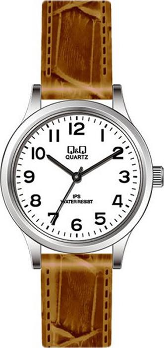 Наручные часы женские Q & Q, цвет: белый. C215-802 q and q c215 312