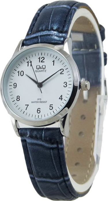 Наручные часы женские Q & Q, цвет: белый. C215-806 q and q c215 312