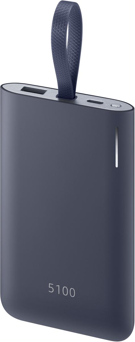 Фото - Samsung EB-PG950, Blue внешний аккумулятор (5100 мАч) аккумулятор