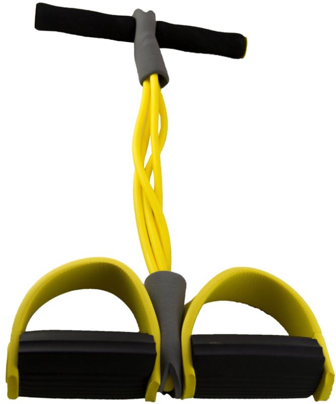 Эспандер для спины Atemi, цвет: желтый