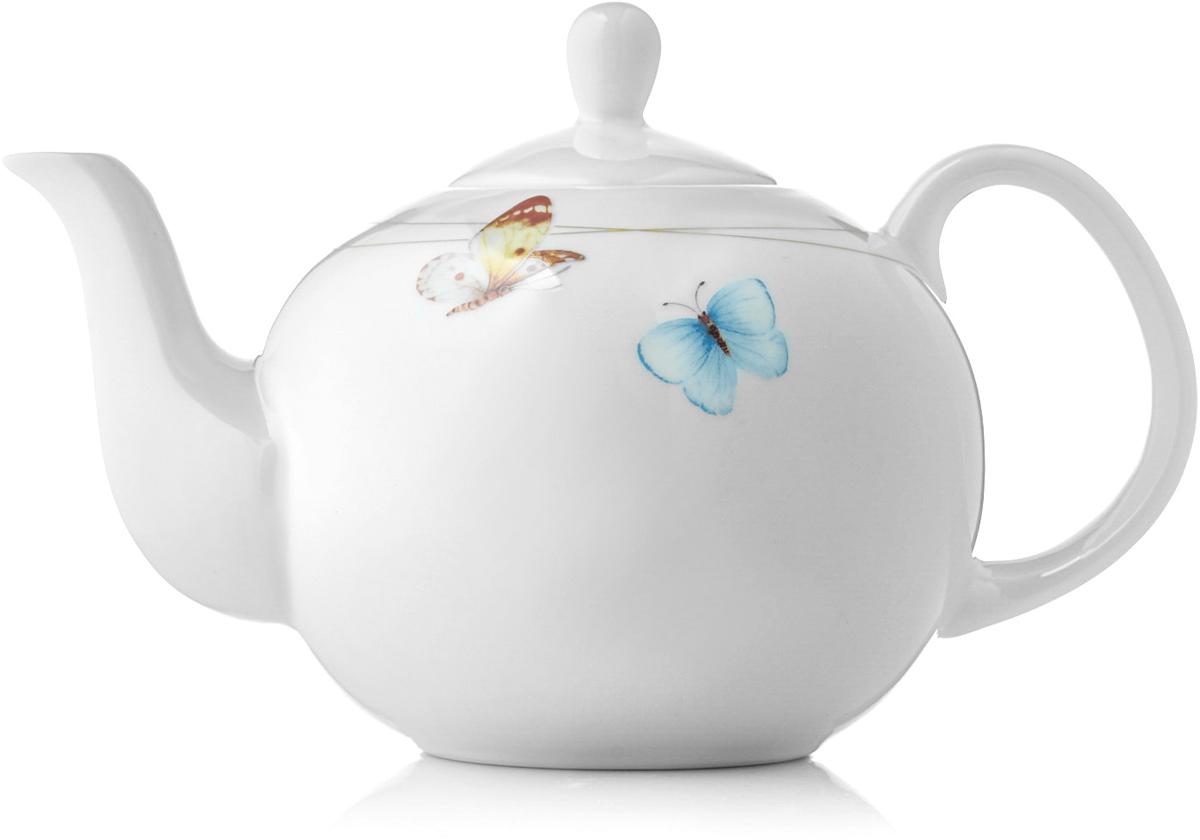 Чайник заварочный Esprado Mariposa, 1,22 л сахарница esprado mariposa