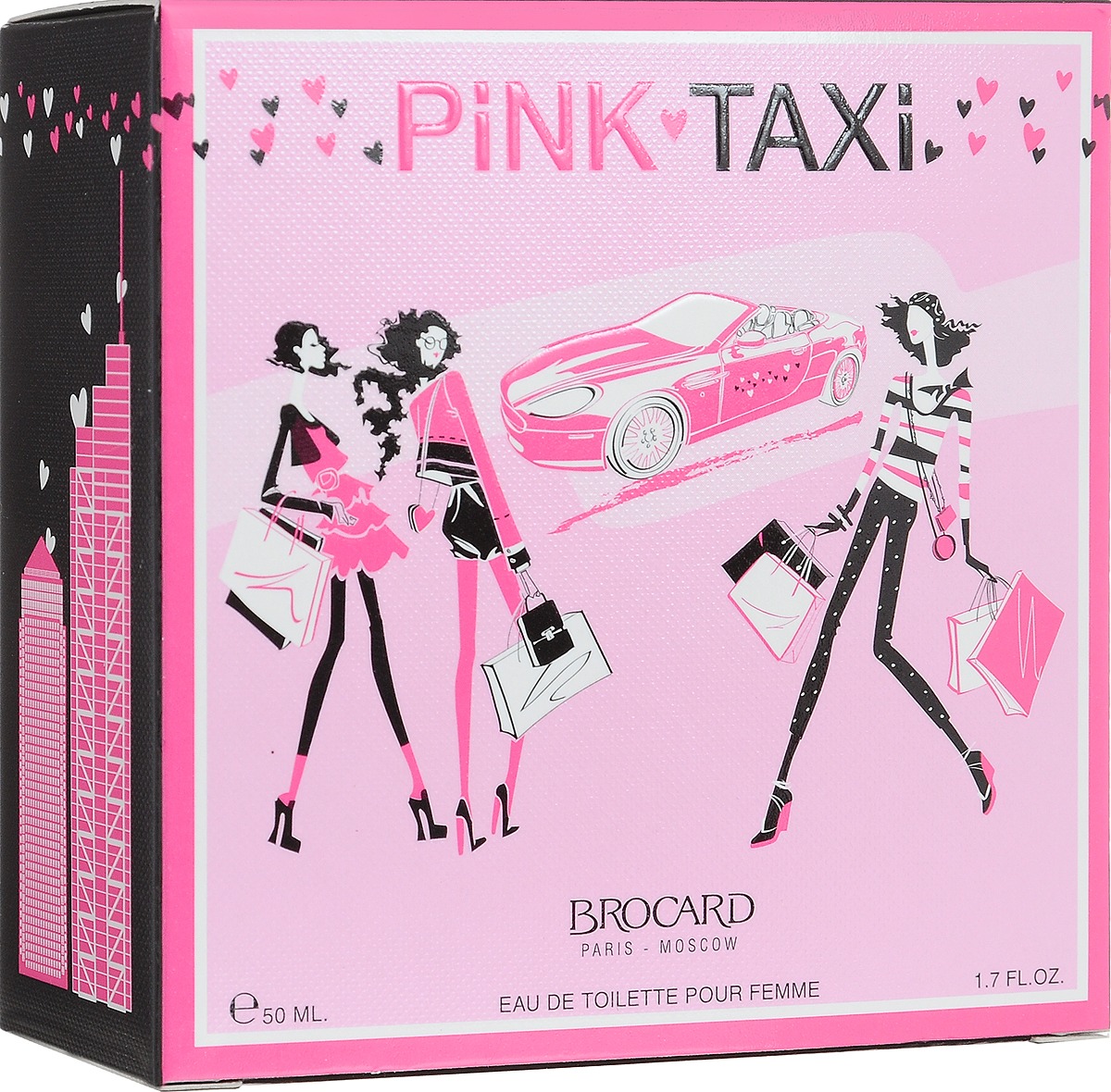 Brocard Pink Taxi 50 мл