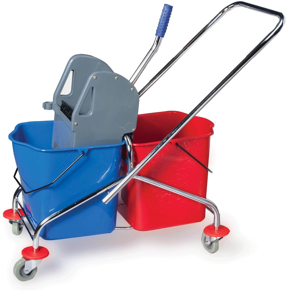 Тележка для уборки Brabix Проф. 601499 elc тележка для уборки