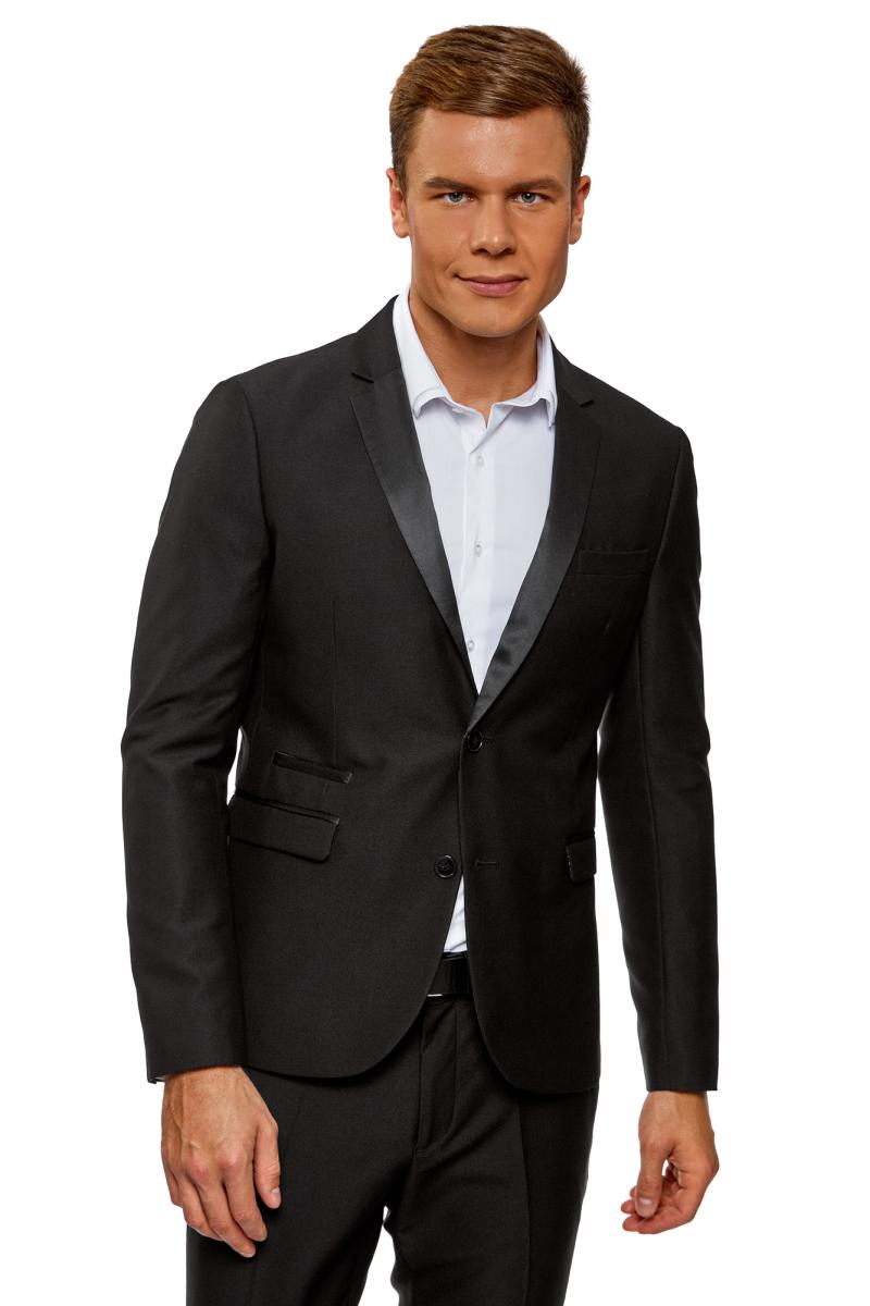 Пиджак oodji Lab китайский пиджак мужской