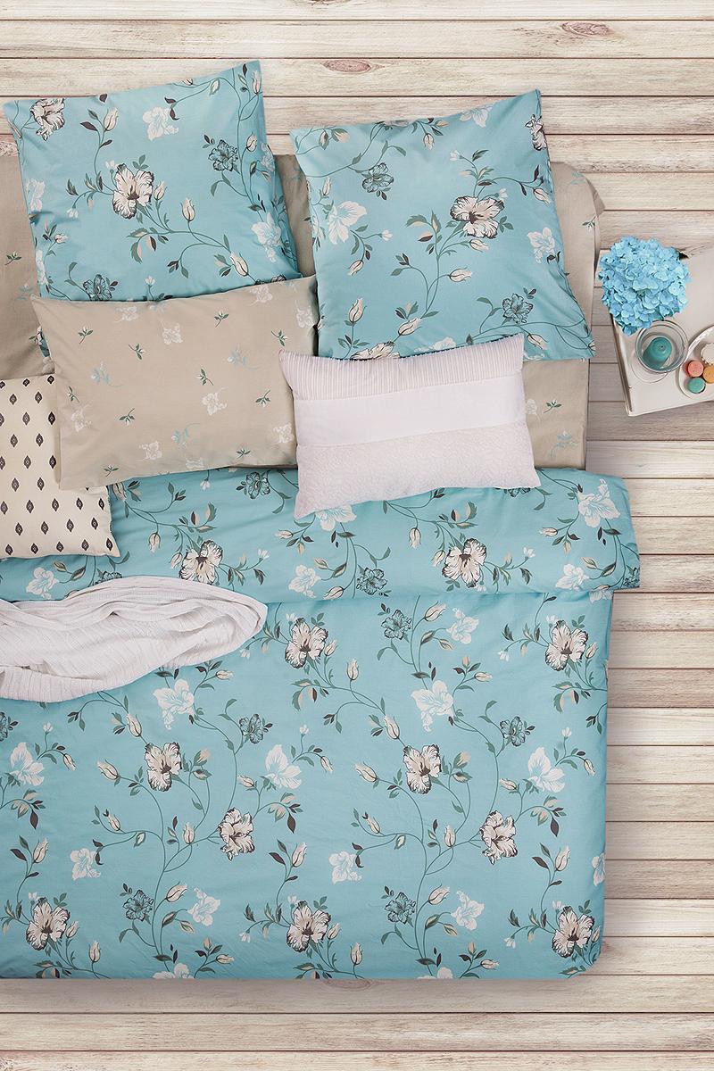 Комплект белья Sova & Javoronok Карисса, 2-спальный, наволочки 50x70. 22030817297 комплект белья sova