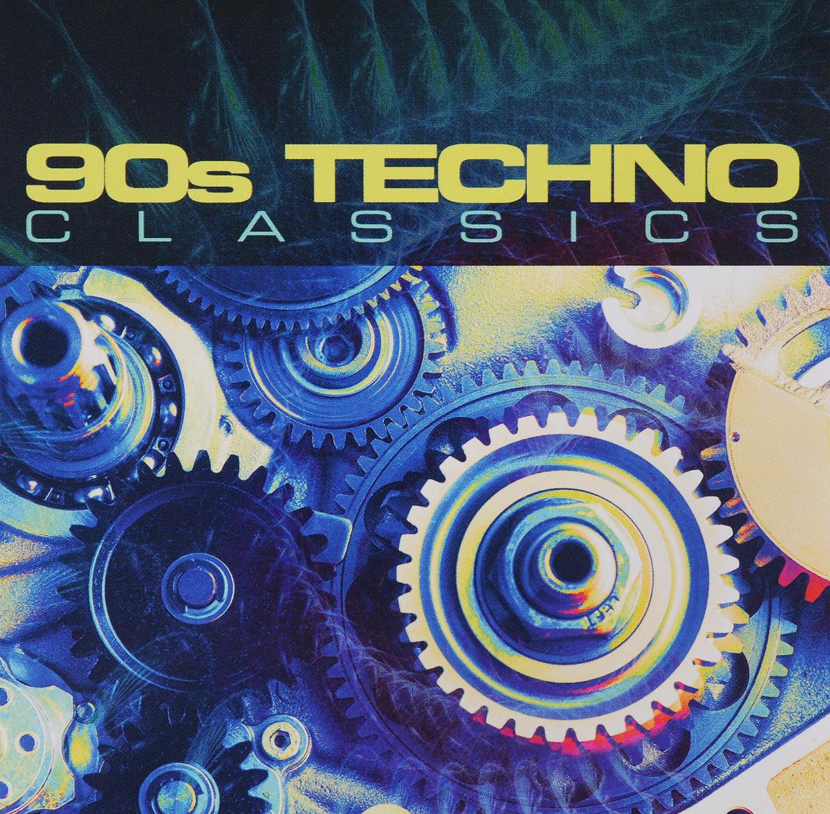 90s Techno Classics (2 CD) цена