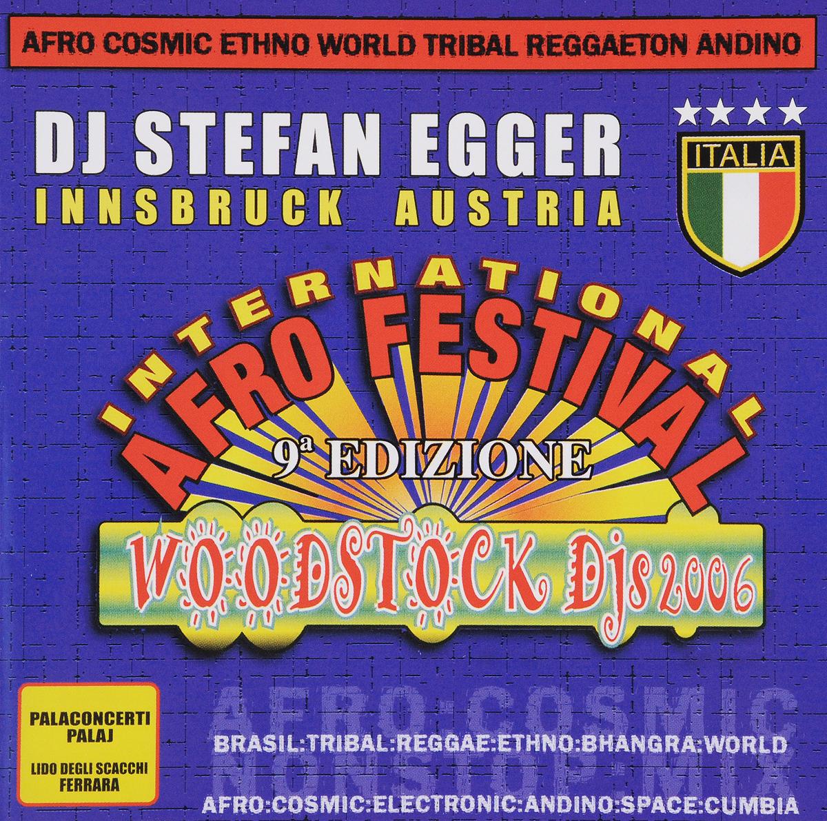 Stefan Egger / DJ Dj Egger. Woodstock Festival 2006